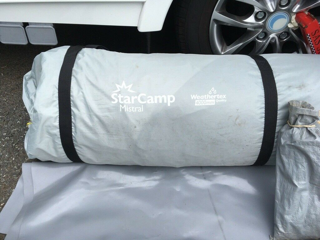 Starcamp Mistral caravan awning | in Milford Haven ...