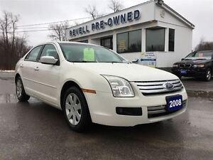 2008 Ford Fusion SE, Automatic, Power Seat, Certified