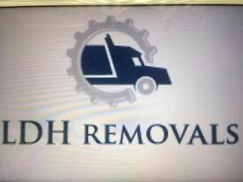 Man with van removals york
