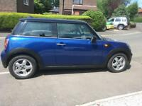 2007 mini one full service history