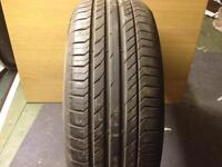 225/50/18'' continental tyre 2016