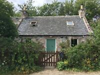 Charming 2 Bed Cottage on the Edge of the Clova Estate, Lumsden