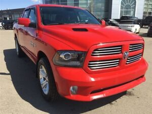 2014 Ram 1500 Sport | Leather | Navigation | Uconnect | HEMI |