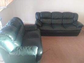 3 seat and 2 seater sofas