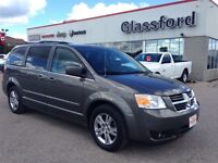 2010 Dodge Grand Caravan DVD, HEATED 1ST AND SECOND ROW SEATS, P
