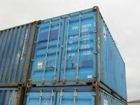 "Used 20ft & 40ft Shipping Container's For Sale ""IN STOCK AT OUR GRANGEMOUTH DEPOT"" portable cabin"