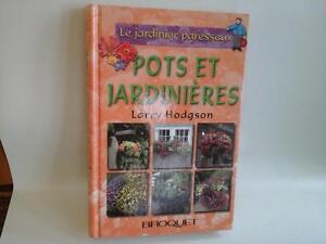 Pots et jardinières de Larry Hodgson
