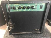 Guitar / keyboard amp