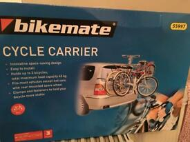 3 Bike Cycle Carrier