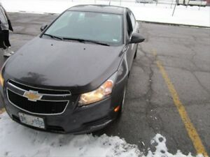 2014 Chevrolet Cruze 2LT / LEATHER / SUNROOF / BLUETOOTH
