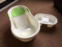 Tippitoes Baby Bath and Top and Tail Bowl - Scarcroft, Leeds