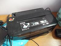 Free Printer: Epson Stylus S22 + some ink