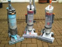 Vacuum Cleaners from £25 (Vax, Dyson, Hoover, Electrolux)