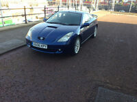 TOYOTO CELICA 1.8 VVTI SPORTS COUPE