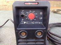 Portable Welding plant PICO 162