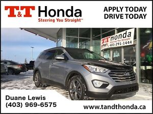 2013 Hyundai Santa Fe XL Limited *No Accidents, Navigation, Remo