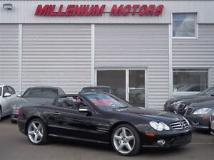 2007 Mercedes-Benz SL-Class SL55 AMG/ 493 HP SUPERCHARGED