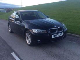 2010 BMW 3 SERIES 2.0 316d 4dr saloon diesel**one owner**fsh**£30 year tax**318d 320d 316d