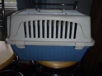 Cat carrier, used once