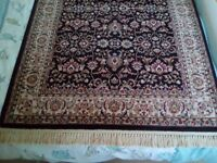 Rug, Helina persian style rug, immaculate condition.....