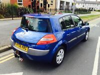 Selling Renault Megane 06 plat in 2006 reg 1.6 engine 5dr Run & drive perfect in perfect condition