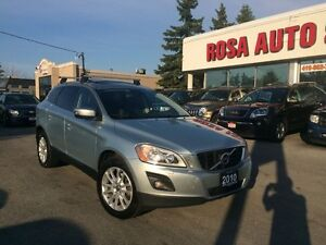2010 Volvo XC60 AWD 5dr 3.0L T6 LEATHER PANORAMIC ROOF CITY SAFE