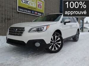 2015 Subaru Outback 3.6R Limited EYESIGHT/NAV. *120$/sem