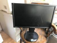 "22"" viewsonic tft HD monitor"