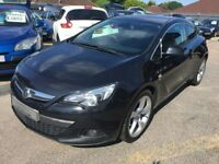 2013/62 VAUXHALL ASTRA 2.0 CDTi 16v SRi (s/s) 3DR COUPE STUNNING LOOKS & PERFORMANCE