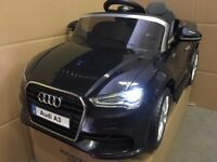 AUDI A3 S LINE, OFFICIALLY LICENSED, KIDS RIDE IN CAR with REMOTE CONTROL