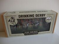 DRINKING DERBY AND CHART TOPPERS