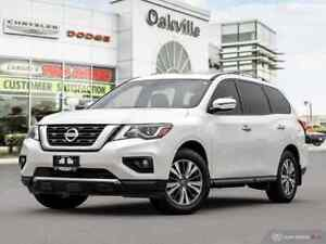 2017 Nissan Pathfinder S | HEATED SEATS | BACK UP CAM | 4X4 |