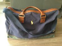 Ralph Lauren duffle bag