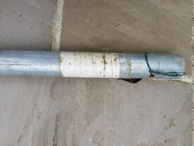 3m Galvanised Shade Sail Pole