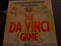 The DA VINCI GAME