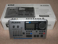 Alesis DM10 , DM10X Drum Module / High Definition Drums , Cymbals with Dynamic Articulation / Boxed.