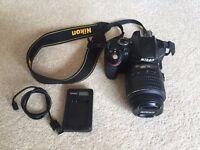 Nikon D3200 Digital SLR Camera