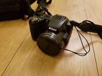 Nikon Coolpix L120 (incl. case)