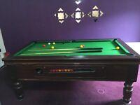 Fantastic Pool table - Superior quality