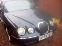 BLACK JAGUAR 3.0S OPPORTUNITY 2005 FACELIFT may swap for transitw