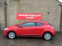 RENAULT MEGANE 1.6 EXP (59) 1 YEAR MOT , WARRANTY NOT ASTRA FOCUS LEON GOLF A3 BRAVO