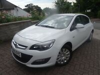2013 (13 Reg) Vauxhall Astra 1.3 CDTI ecoFLEX 16v Exclusive 5dr Hatchback Diesel (A/C) *GREAT VALUE*
