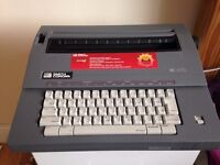 Smith Corona Electric Typewriter model SLK470