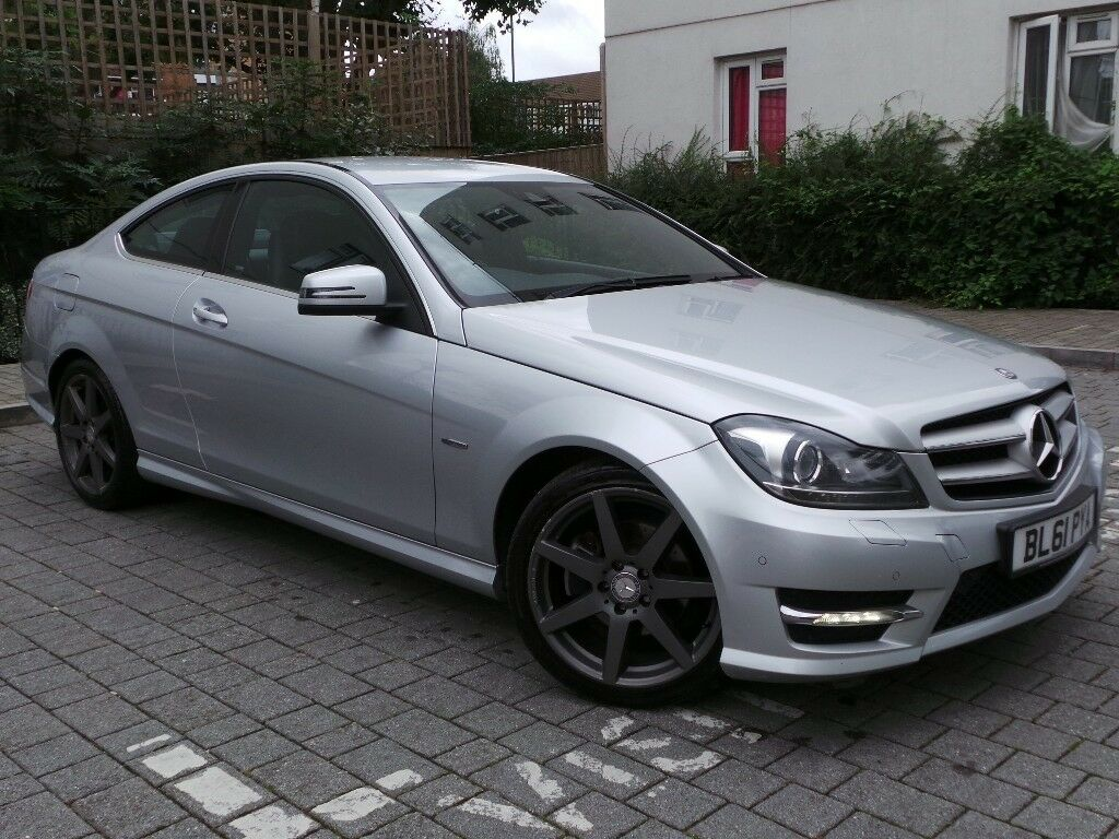 2012 mercedes benz c class 2 1 c220 cdi blueefficiency amg. Black Bedroom Furniture Sets. Home Design Ideas