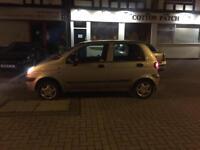 Daewoo Matiz - Cheap Runabout