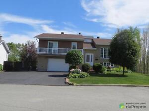 354 000$ - Maison à deux paliers à vendre à Rouyn-Noranda