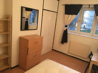 Lovely Double Room - Available Now To Rent In Shadwell - All bills included!