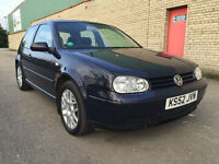 Volkswagen Golf 1.9 TDI PD GT 3dr (S/HISTORY) (LEATHERS) 2003