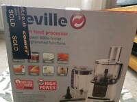 Breville food processor