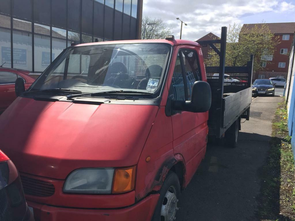 Ford transit 2.5 lwb tail lift spares or repairs